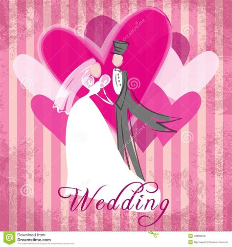 Wedding Congratulations Vector by Wedding Congratulation Stock Vector Image 49190970