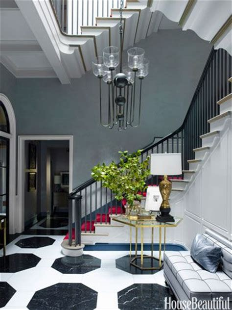 townhouse entryway ideas take a gambrel the potted boxwood