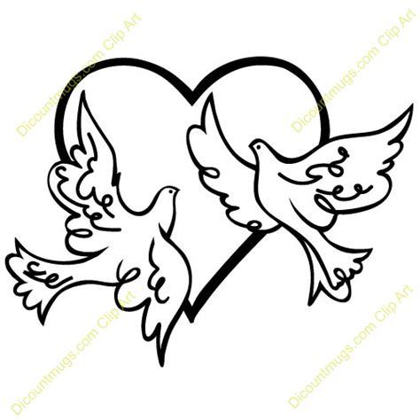 wedding clipart wedding doves clipart 101 clip