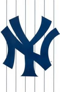 new york yankees logo stencil bing images