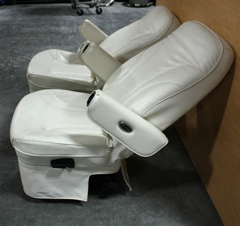 Flexsteel Rv Captains Chairs Parts by Rv Furniture Used Rv Flexsteel Leather Captain Chair Set