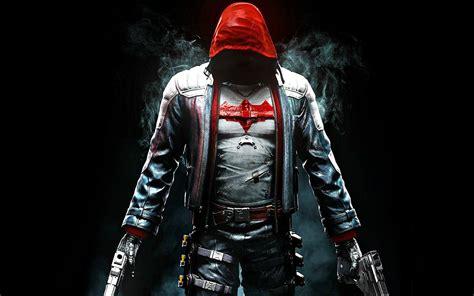 jason todd red hood batman arkham knight wallpapers hd