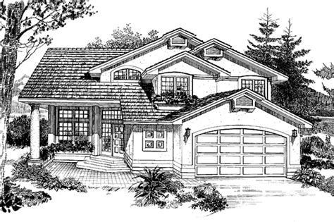 front exterior the adams floor plan 2120sq ft 2014 adobe southwestern style house plan 3 beds 3 baths