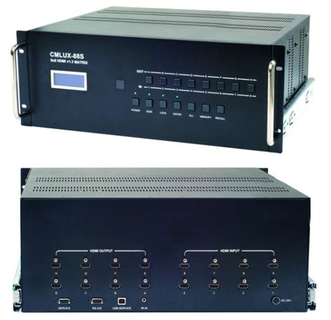 scheda audio 8 ingressi cavi hdmi hd multimediali accessori per installazione