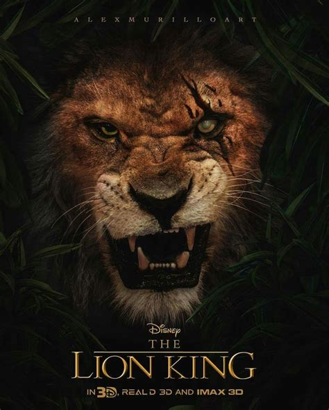 video film lion king be prepared gt gt if this is seriously the poster for a live