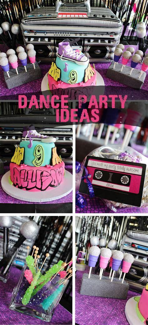 Decoration Theme Danse by 1000 Ideas About Hip Hop On 80s