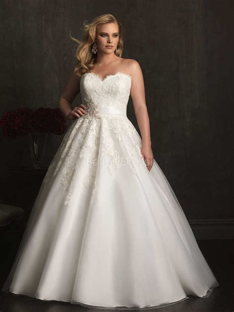 Wedding Dress Size by Plus Size Gown Wedding Dresscherry Cherry