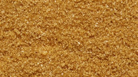 microwave brown sugar with water to de clump it on demand