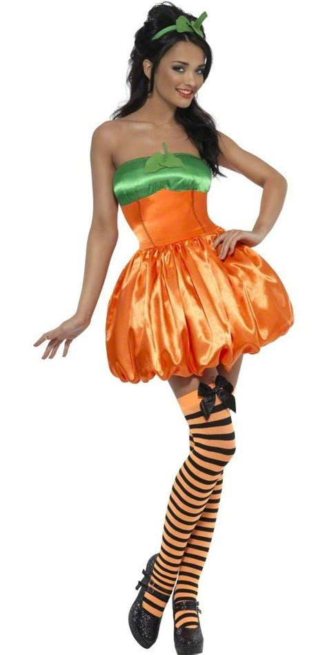 how to dress up as a pumpkin for fever pumpkin costume 30890 fancy dress