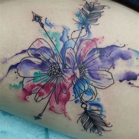 watercolor tattoos melbourne inkspot melbourne square mall posts