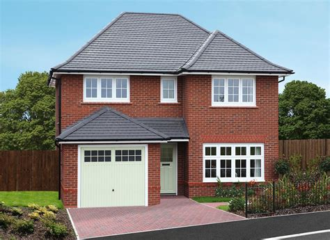 build homes the redrow