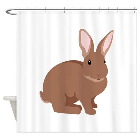 bunny curtains easter bunny rabbit shower curtain by hopscotch7