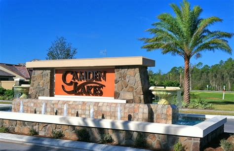 camden lakes new homes in naples fl by pulte homes