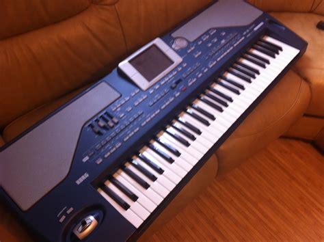 Keyboard Korg Pa800 Bekas korg pa800 image 526465 audiofanzine