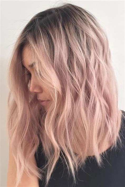 medium ombre haircuts 21 pretty medium length hairstyles 2017 hottest shoulder
