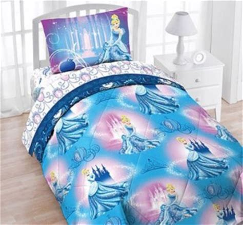cinderella comforter disney cinderella twin 4pc bedding set blue comforter