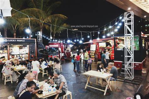 panda jajan event serunya bazaar food mall lippo kemang