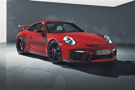 porsche 911 gt3 front 2018 porsche 911 gt3 first look review