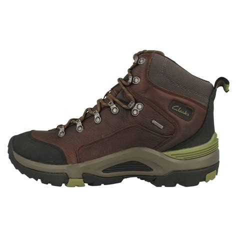 clarks outdoor shoes mens clarks outdoor boots outride hi gtx ebay