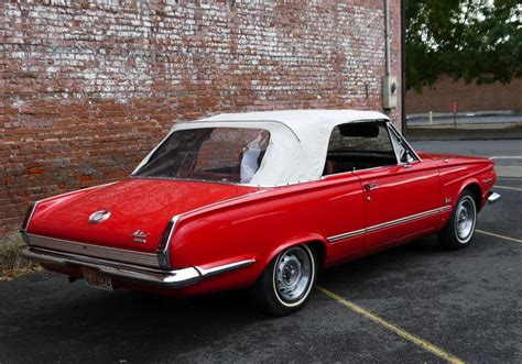 1964 plymouth valiant for sale bat exclusive 1964 plymouth valiant convertible bring a