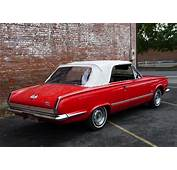 BaT Exclusive 1964 Plymouth Valiant Convertible  Bring A