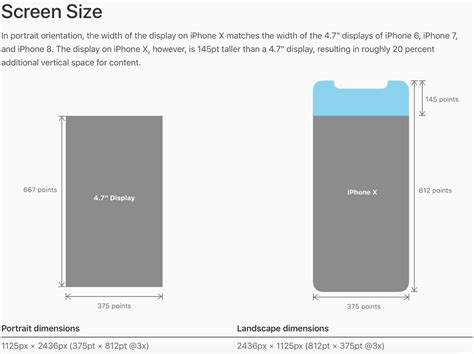 x iphone screen size what s the difference between iphone 8 plus and iphone x aspect ratio the mac observer