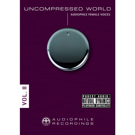 Us Records Index Volume 1 Accustic Arts Uncompressed World Vol 2 Audiophile Cd
