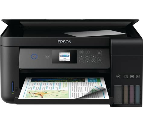 Printer Epson All In One Terbaru buy epson ecotank et 2750 all in one wireless inkjet printer free delivery currys