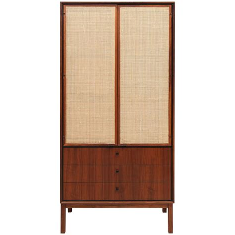 Cabinets With Drawers On The Bottom by Walnut And Cabinet With Drawers At Bottom At 1stdibs