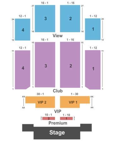 emerald casino seating chart emerald casino tickets in tacoma washington seating