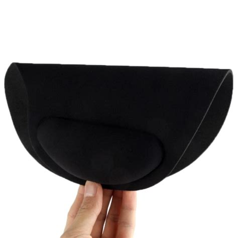 Mouse Pad Ultra Slim Wrist Rest Black T1310 4 mouse pad ultra slim wrist rest black jakartanotebook