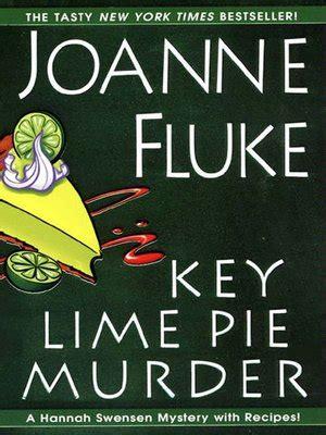 key lime pie murder by joanne fluke 183 overdrive rakuten