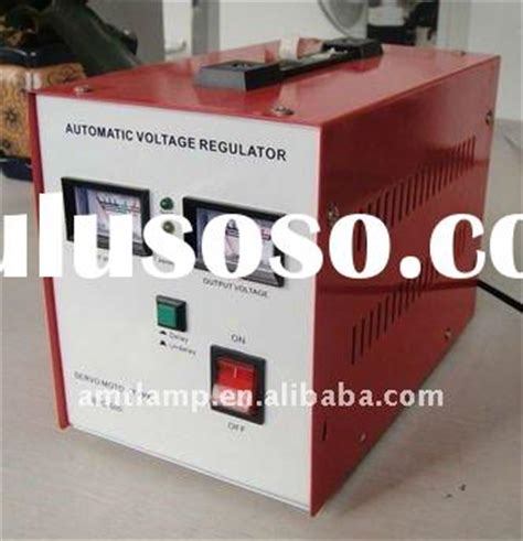 Samoto Stabilizer Servo Motor 1000va Limited automatic voltage regulator stabilizer svc 1000va for
