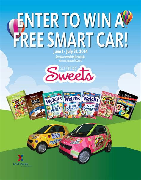 Smart Car Sweepstakes - press releases 187 2014 187 june