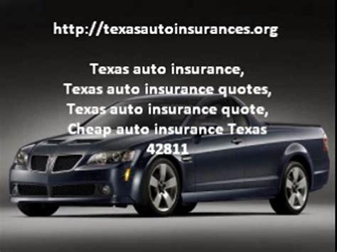 Texas auto insurance, Texas auto insurance quotes, Texas