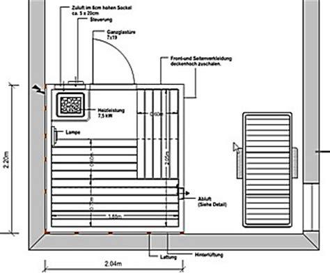 Sauna Selber Bauen Plan 3276 by Referenzen