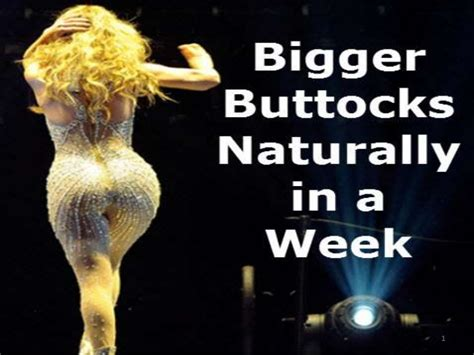 Magic Buttock Buttock 1 how to get bigger buttocks thighs naturally fast in a week