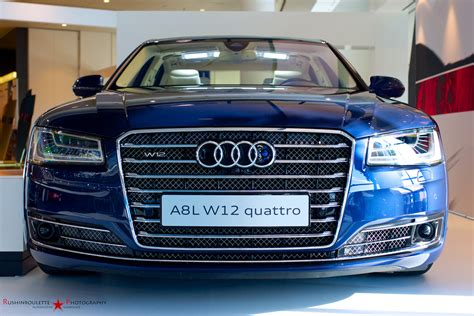 Audi Individual by Individual Audi A8 L W12 D4 In Mgelloblue Pearleffect