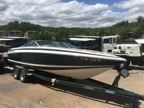 cobalt boats for sale in missouri cobalt 252 boats for sale in missouri