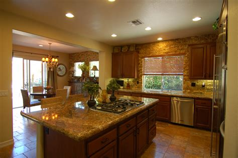 granite kitchen design granite kitchen countertops picture