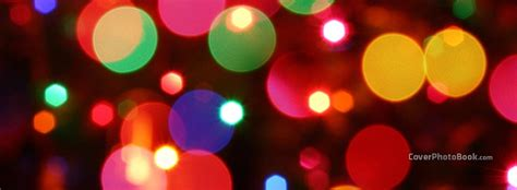 colorful cover photos colorful lights cover holidays