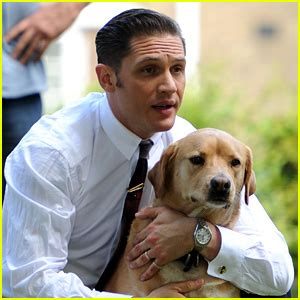 christopher abbott clueless tom hardy writes emotional tribute after dog woody s death