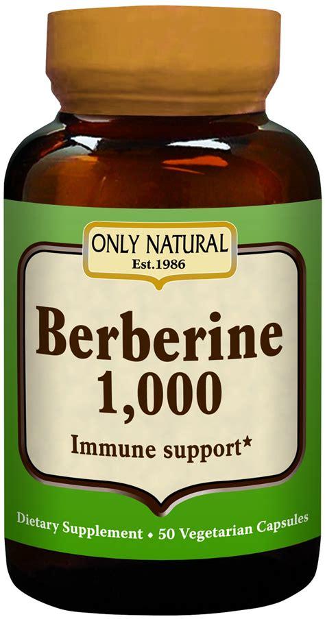 Berberine Used As A Detox by Triphala