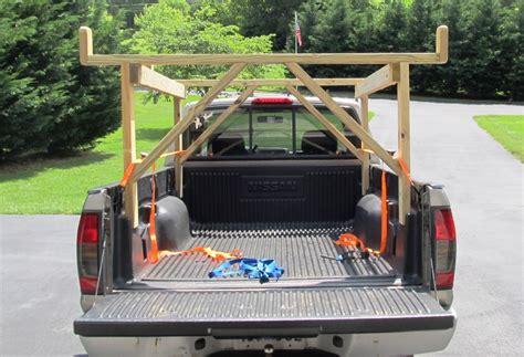 Diy Truck Ladder Rack by Image Gallery Kayak Racks For Trucks