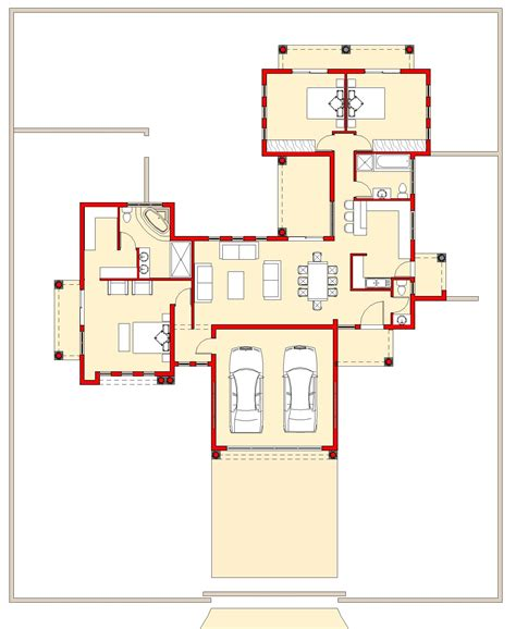 Home Building Plans House Plans Mlb 059s My Building Plans