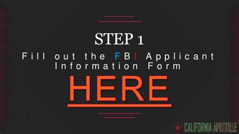 Criminal Record Check Ministry Of Justice 5 Steps To Get Your Fbi Background Check Apostille For Use