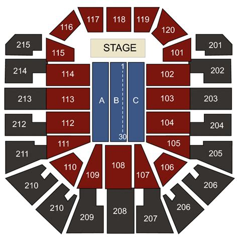 the broad stage seating chart liacouras center philadelphia pa seating chart stage