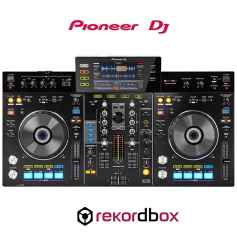 dj console pioneer pioneer dj xdj rx all in one dj console sound and sight