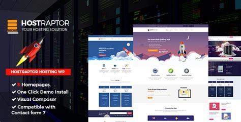 themeforest hosting theme hosting responsive wordpress theme by themexriver