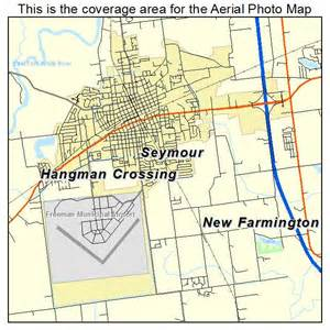 seymour map seymour in pictures posters news and on your